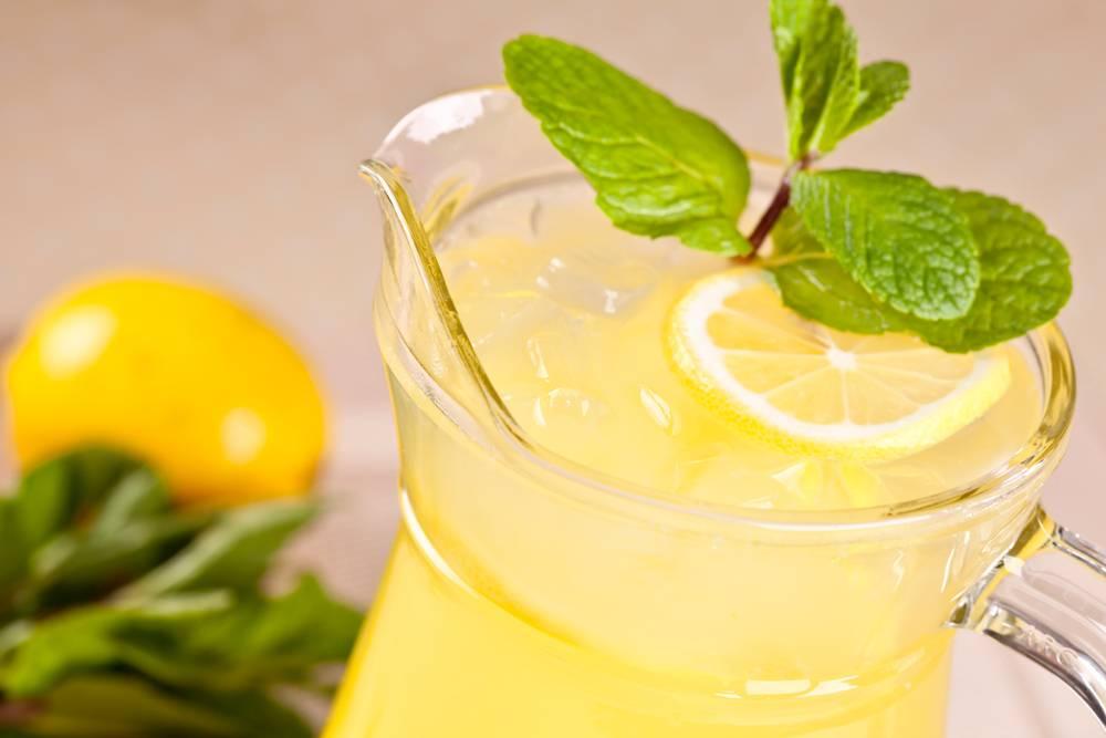 Цитрусовый лимонад, простой домашний рецепт