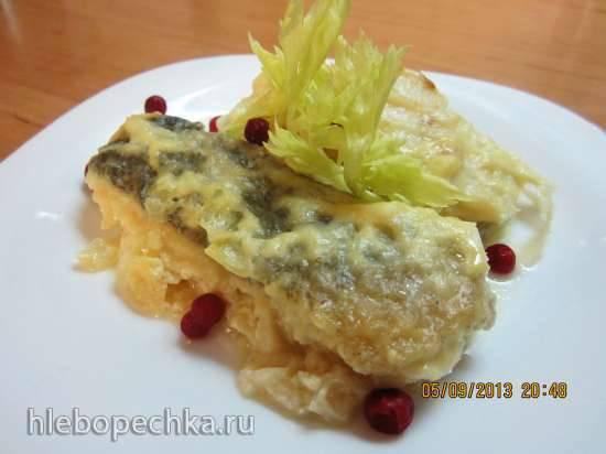 Треска под маринадом – вспомним полезное и вкусное блюдо?