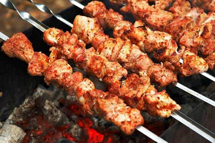 Как приготовить шашлык по-армянски из свинины
