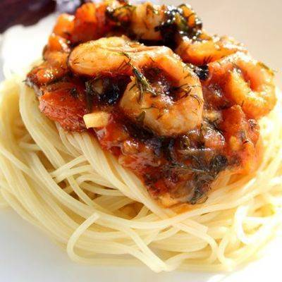 Cо дна морского: 8 блюд с морепродуктами