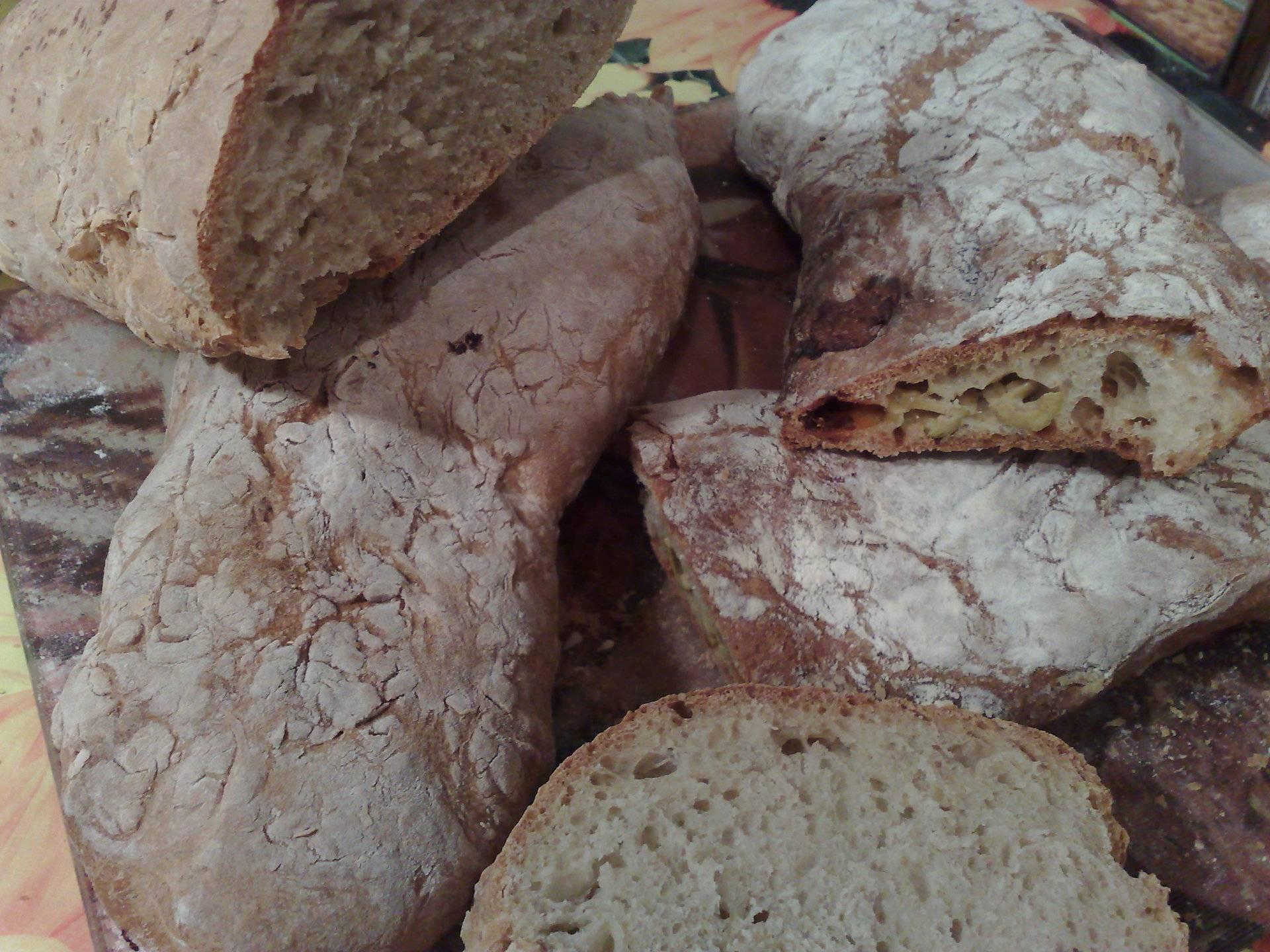 Чиабатта — ваш вкусный домашних хлеб!