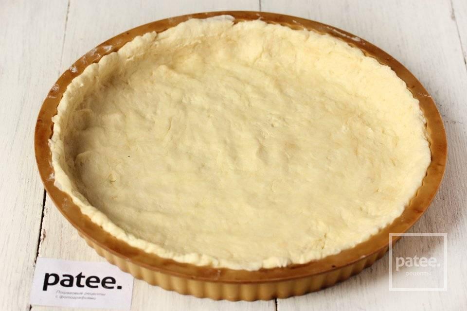 Цветаевский яблочный пирог с меренгой