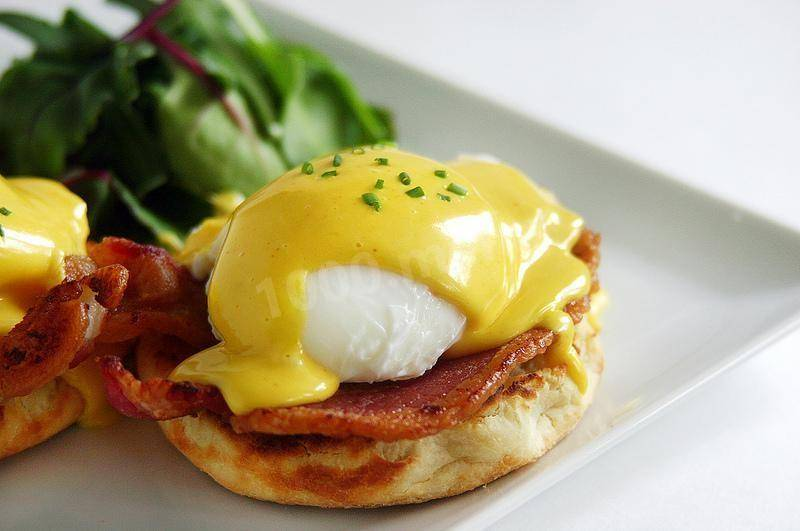 А-ля завтрак Бенедикт