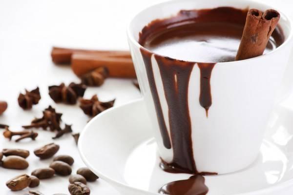 Классический горячий шоколад из тёртого какао рецепт с фото, как приготовить на webspoon.ru