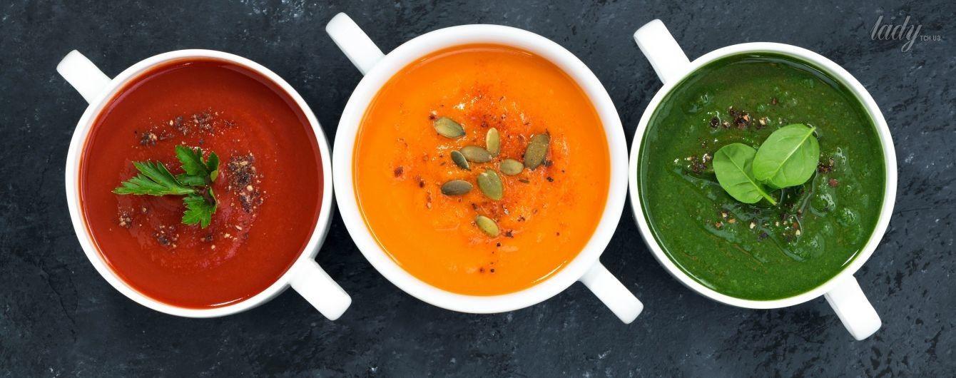 """Суп из запеченной свеклы """"красный"""""""