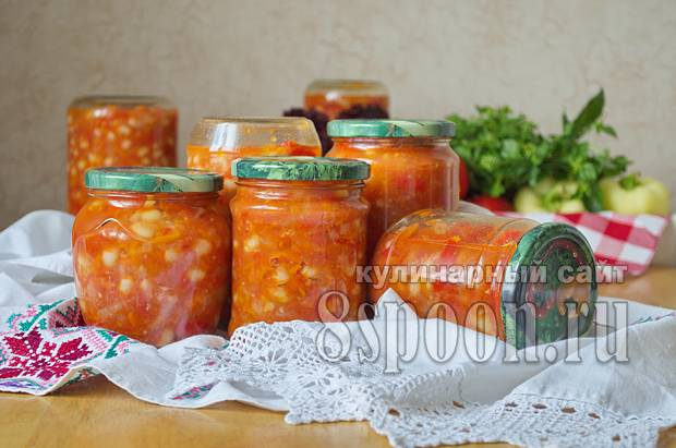 Салат из зеленых помидор - 11 домашних вкусных рецептов приготовления