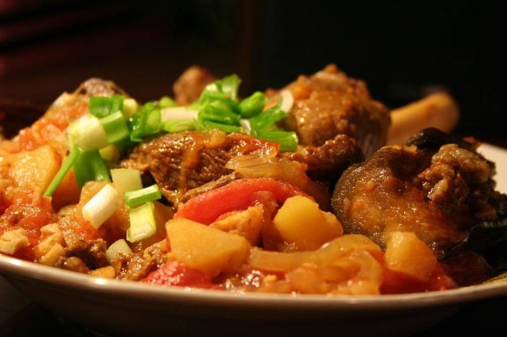 Чанахи (сhanakhi) - вкусные заметки