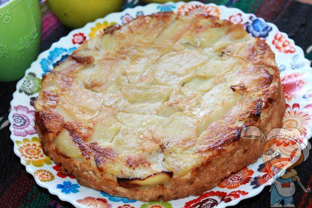 Рецепт дрожжевого пирога с брусникой