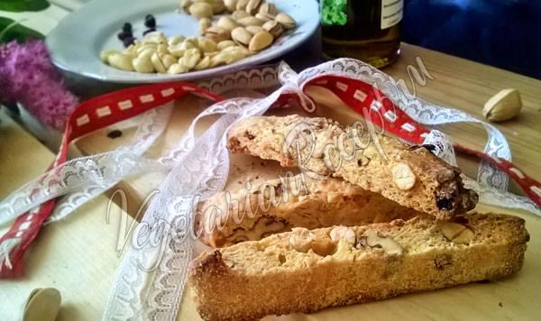 Бискотти — итальянские печенья