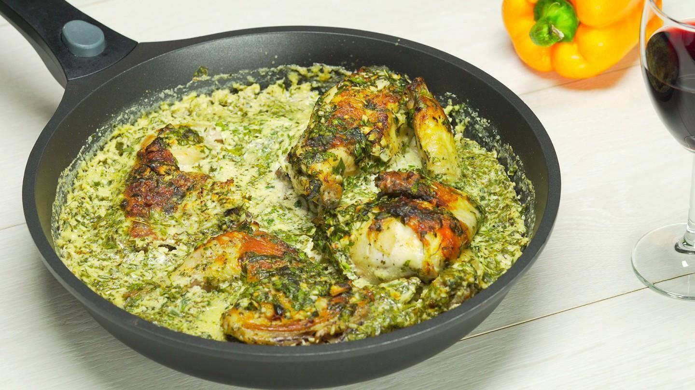 Как приготовить чахохбили по грузински из курицы