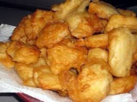 Жареная рыба в кляре пошаговый рецепт с фото
