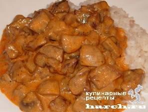 Подлива из свинины пошаговый рецепт с фото