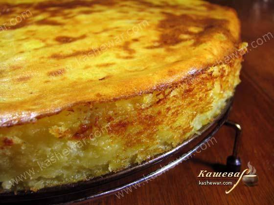 Картофельная запеканка с грибами - 7 пошаговых фото в рецепте