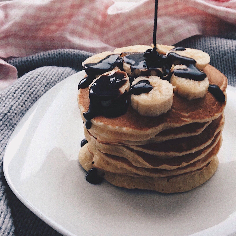 Панкейки на кефире: 9 лучших рецептов приготовления