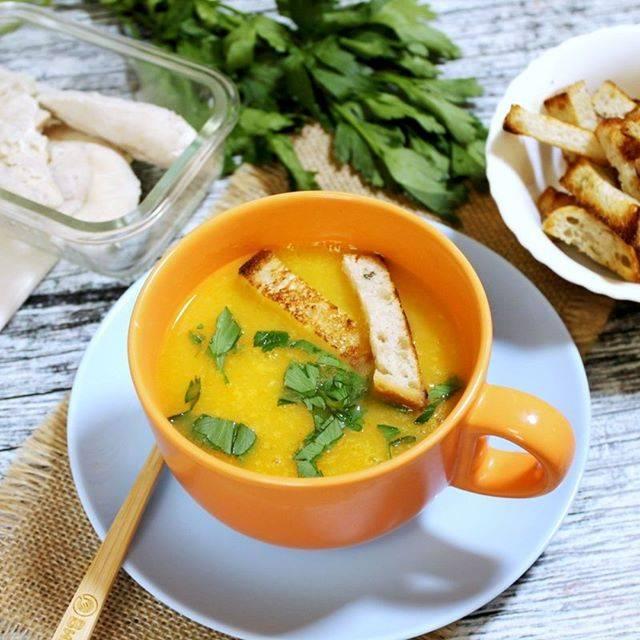 Грибной диетический крем-суп с грибами: рецепт, рацион