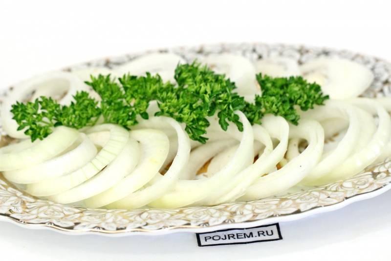 Лук – рецепты на поварёнок.ру