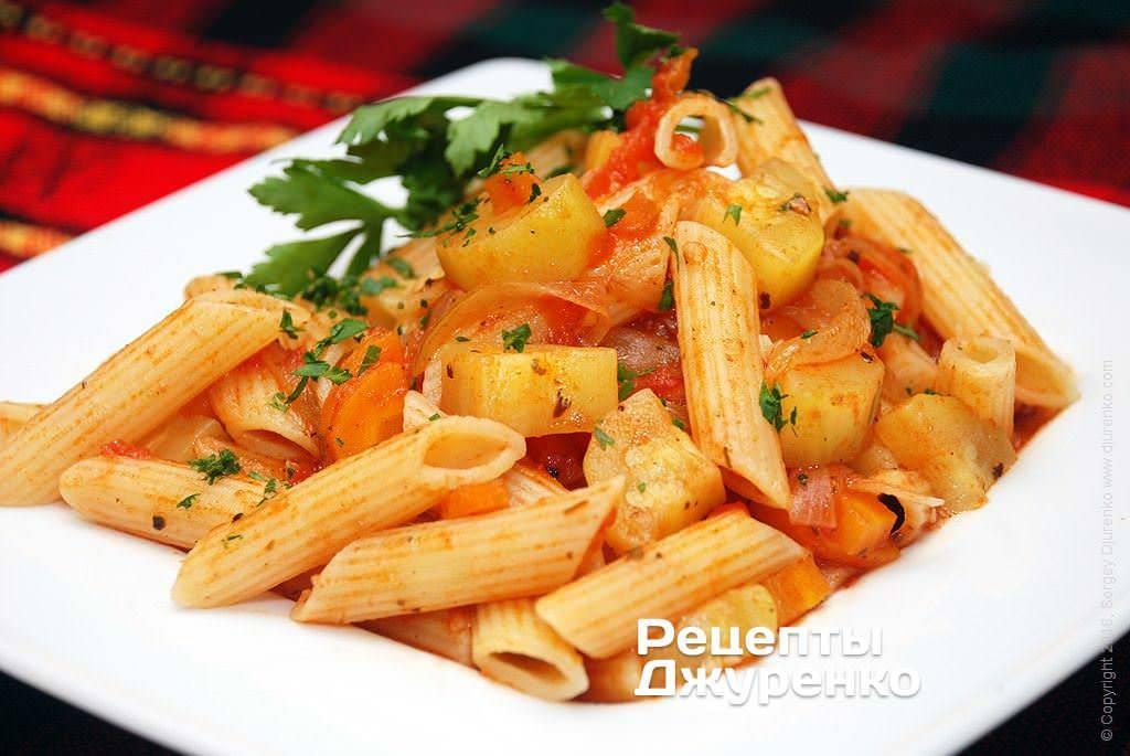Салат с макаронами – итальянские рецепты с ветчиной, тунцом, курицей и помидорами