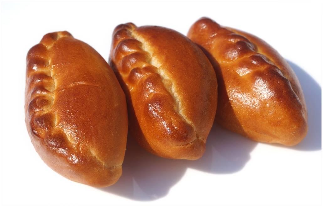 """Тонкие пирожки с картофелем """"крестьянские"""""""