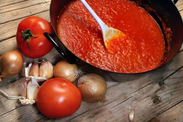 Домашний томатный соус на зиму – и к макаронам, рецепт. как приготовить пасту