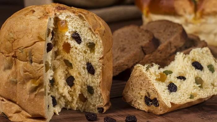 Итальянский пасхальный кекс панеттоне — легкий, пористый, по-настоящему вкусный — рецепты с фото