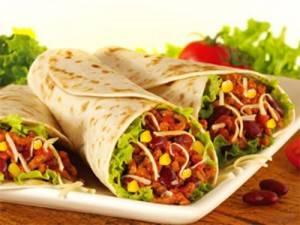 Бурито: 8 мексиканских рецептов |