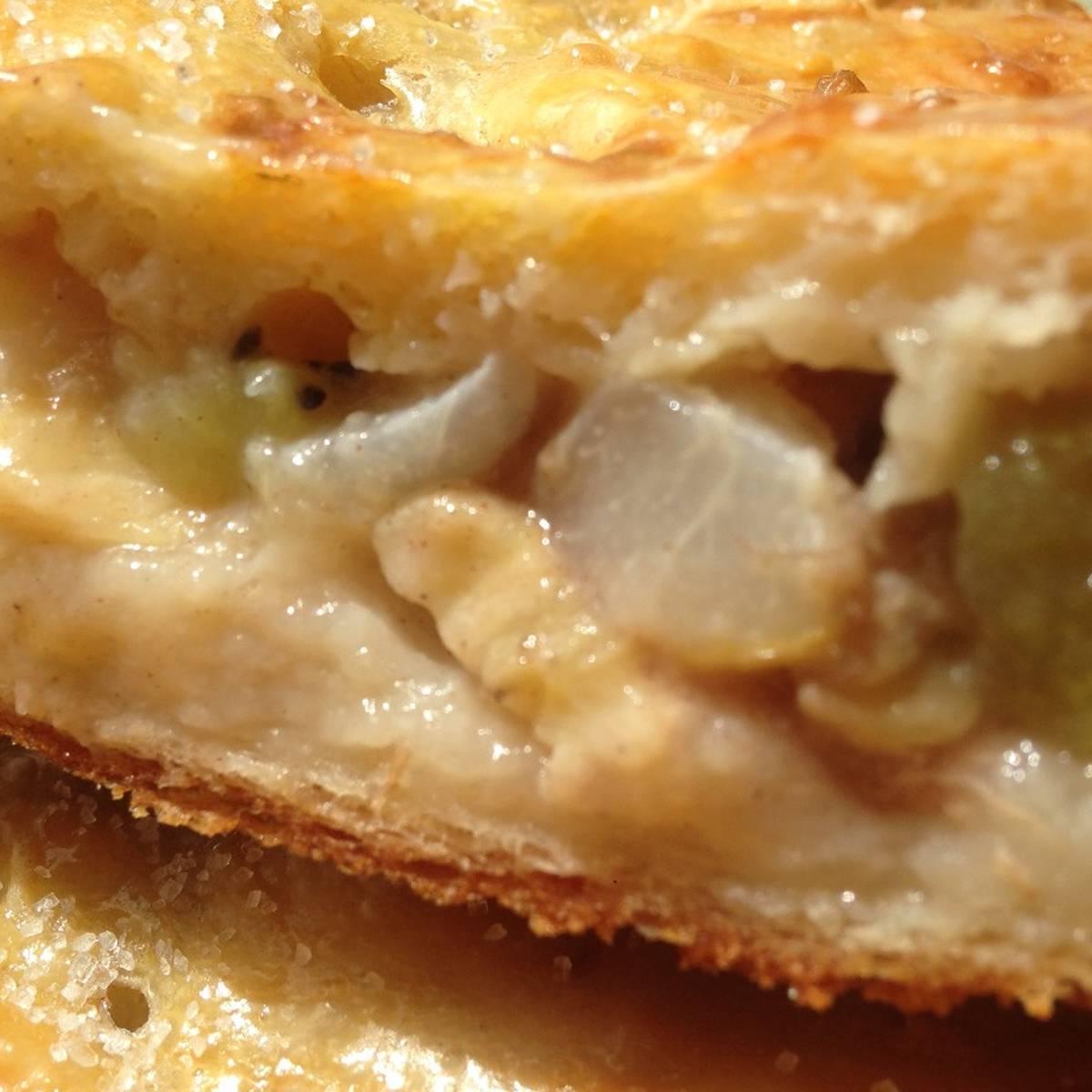 Сладкая начинка из груш для пирожков: 5 простых рецептов с фото