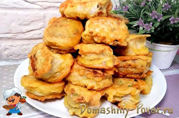 Пирожки из лаваша на сковороде: пошаговые рецепты с фото