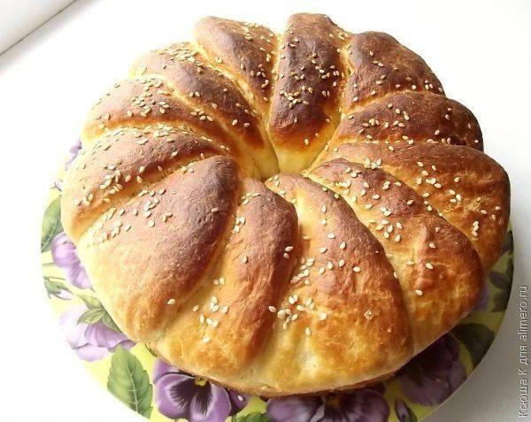 Погачице - сербский хлеб - пошаговый рецепт с фото на сайте банк поваров