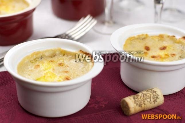 Жульен с грибами и курицей в духовке: классический рецепт с фото