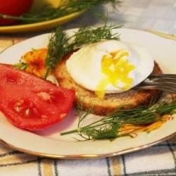 Как правильно приготовить яйцо пашот в микроволновке