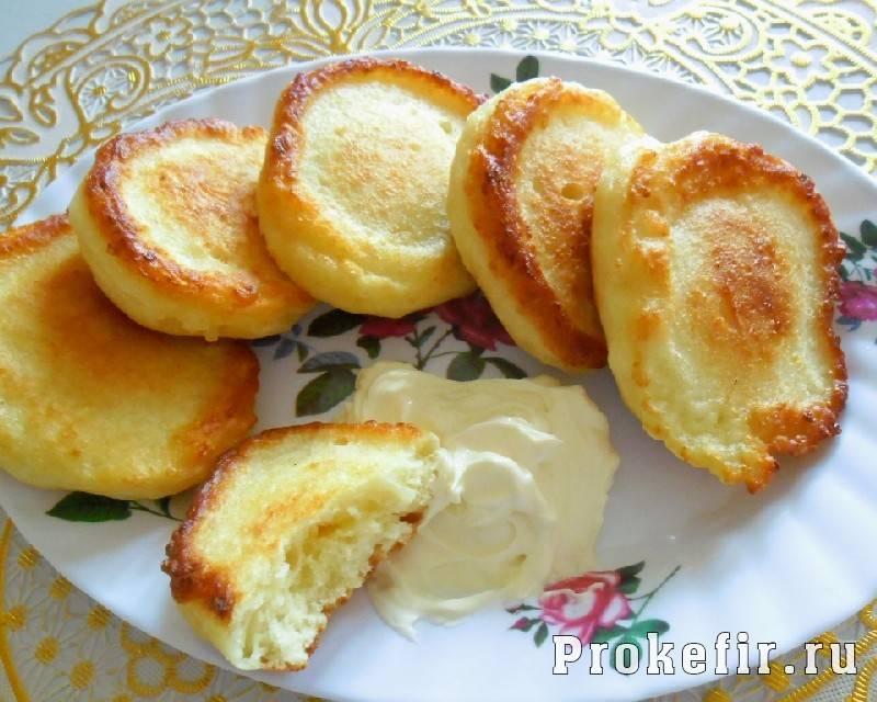 5 рецептов диетических банановых оладьев с указанием калорий