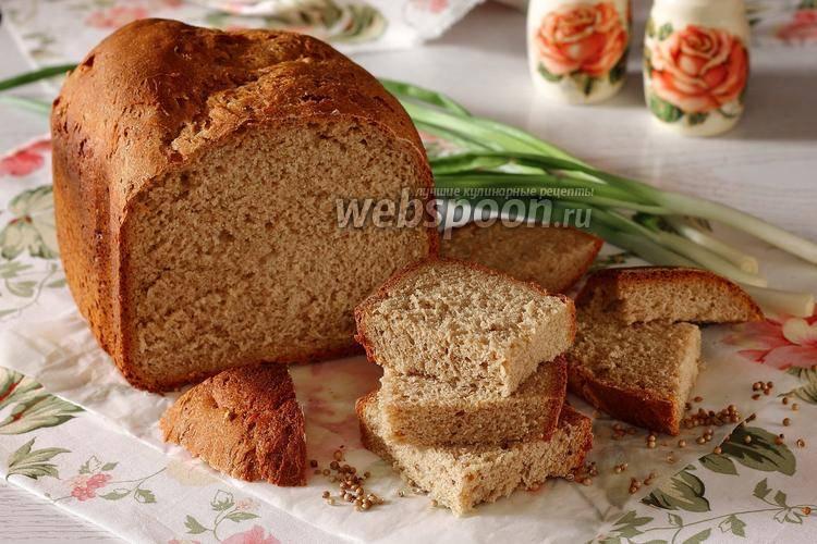 Немецкий хлеб на пиве или минералке