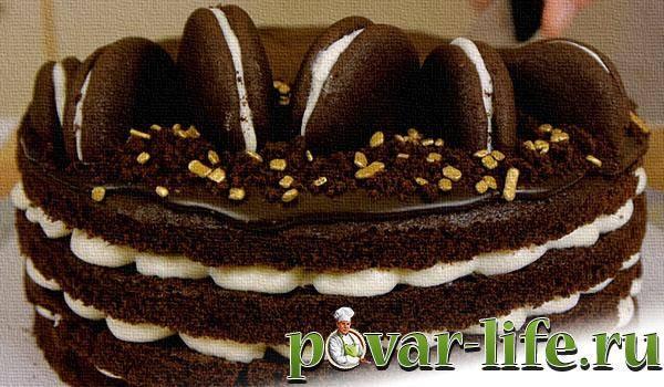 Торт с маскарпоне: рецепт приготовления в домашних условиях