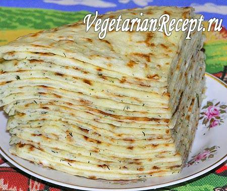 Хычын карачаевский открытый с мясом (karachay pie with meat hychyn) - вкусные заметки