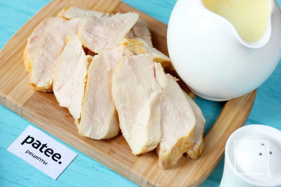 Различные рецепты филе курицы, тушеного в молоке