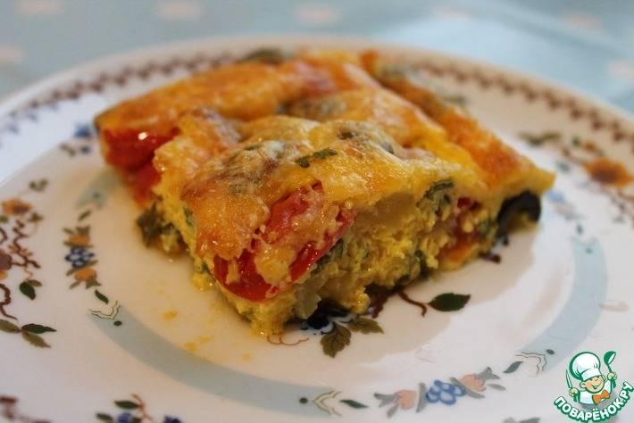 Итальянская фриттата — 7 отличных рецептов