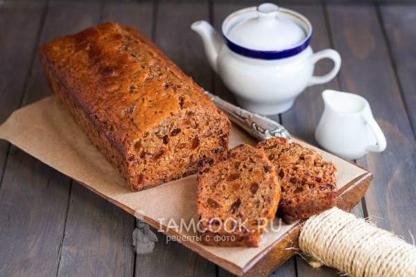 Швабский хлеб с семечками и сухофруктами
