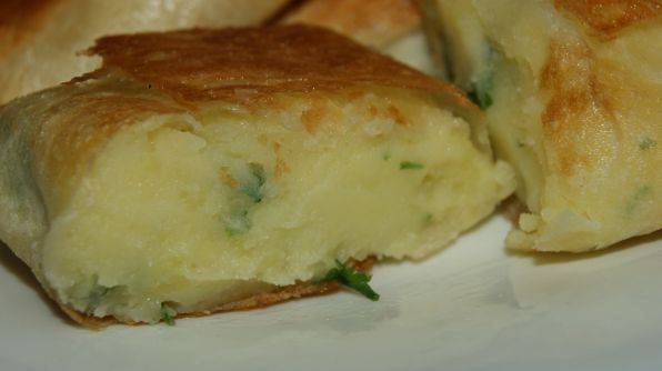 Пирожки из лаваша. рецепты от сибмам с фото - пироги и пирожки