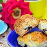 Scones. сконы - английские булочки к чаю