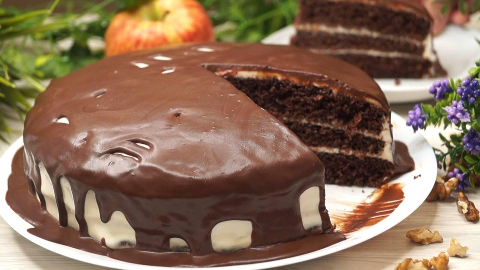 Рецепт: торт черемуховый. торт черемуховый со сметаной