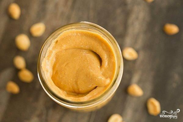 Польза арахисовой пасты