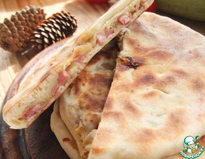 Хингалш – лепешки с тыквой (chechen hingalsh) - вкусные заметки