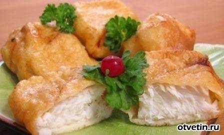 Треска в кляре (на сковороде, в духовке): рецепты пошагово