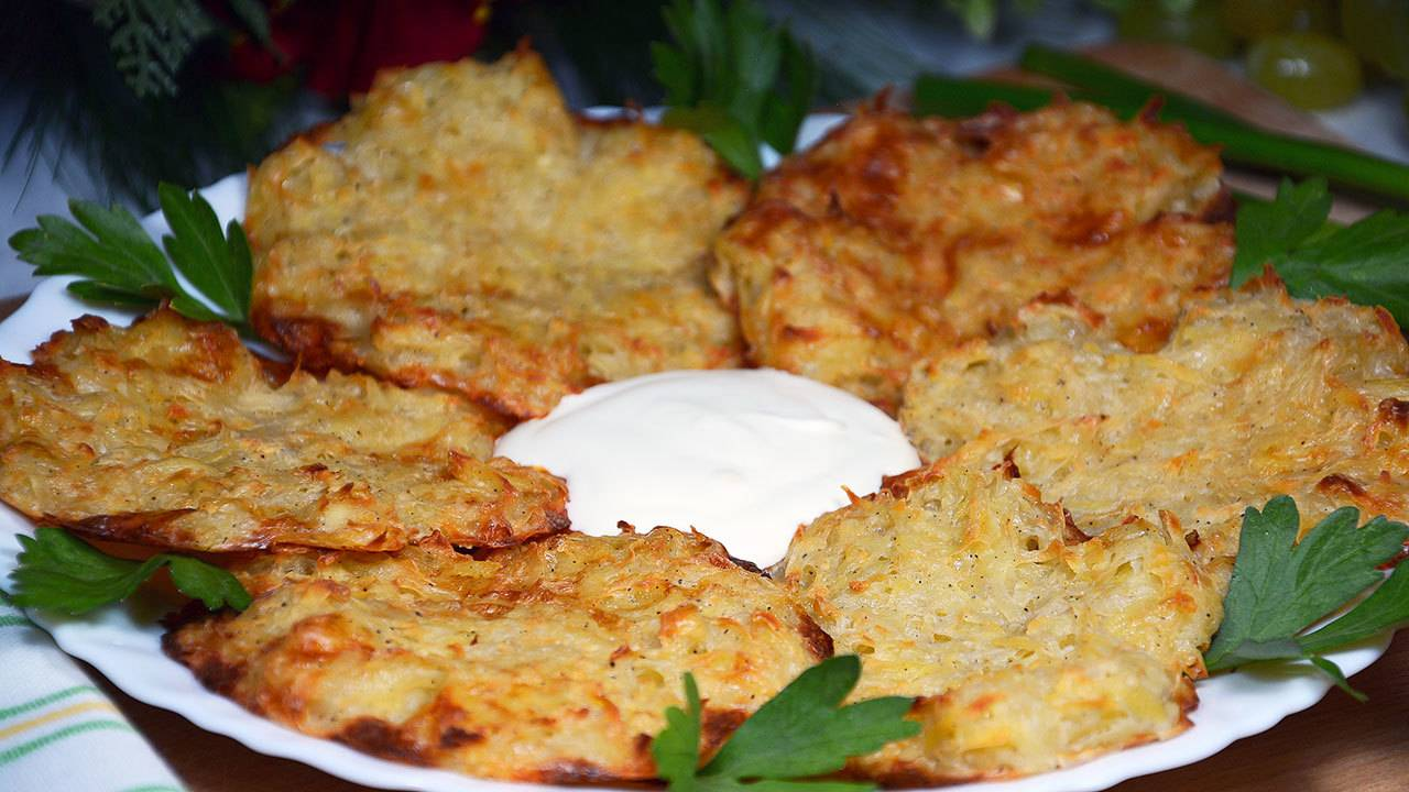 Картофельно-мясные котлетки - вариация на тему хашбрауна