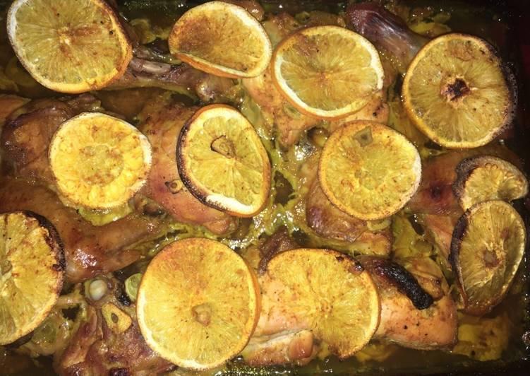 Курица в апельсиновом соусе. пошаговый рецепт с фото • кушать нет