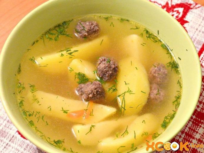 Пошаговый рецепт приготовления картофельного супа