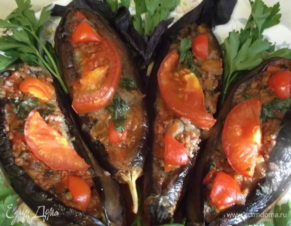 Лодочки из баклажанов - самые оригинальные идеи приготовления вкусного блюда