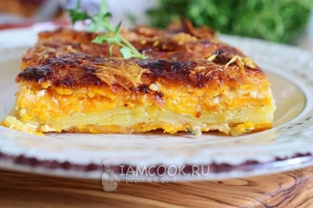Гратен из картофеля - французская классика по новым вкусным рецептам