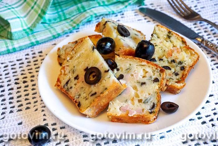 Кексы с сыром и ветчиной - рецепт с фотографиями - patee. рецепты