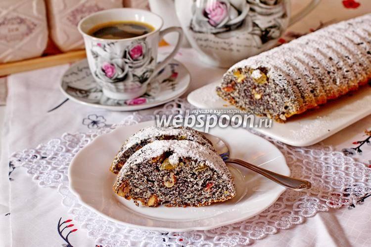 Кекс с изюмом и грецкими орехами - 12 пошаговых фото в рецепте